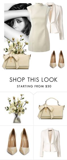"""Untitled #178"" by jovana-p-com ❤ liked on Polyvore featuring Chanel, Nearly Natural, Kurt Geiger, Elie Saab, Maison Margiela, women's clothing, women, female, woman and misses"