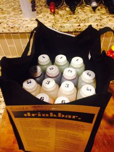 Best 3 day cleanse delivered to my door from drinkbarjuicery.com