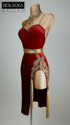 b30e6fb7c2 Latin dress Rolecka Design Source by threeofusgirls