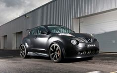Juke-R Specs Revealed, Nissan Claims World's Fastest Crossover: 0-62 MPH in 3.7 Seconds
