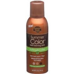 Banana Boat Self Tanning Mist. my pale skin needs this.