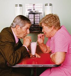 Austin and I in 50 years-- I can't wait