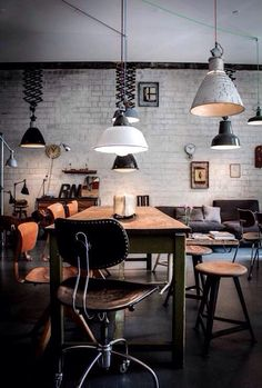 50 Stunning Industrial Vintage Decor Ideas For A Brick & Steel Home Vintage Industrial Design No.