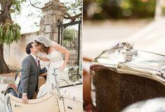 Ana & Andre   Miami Wedding at Vizcaya Gardens