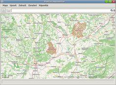Emerillon – cestujeme po mapě - Linux Mint CZ&SK