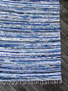 Large handwoven rag rug , Vintage look 9'x 5' custom colour, MADE TO ORDER