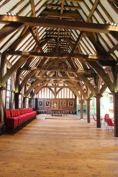 The Merchant Adventurer's Hall, Founded 1347, York, Yorkshire, England