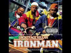 Ghostface Killah - Ironman - (1996) - [Full Album]