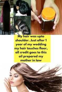 Just do this to increase your hair length super fast  Today I am going to share one natural remedy that can increase your hair length super fast. Will not only increase length of your hair but.....