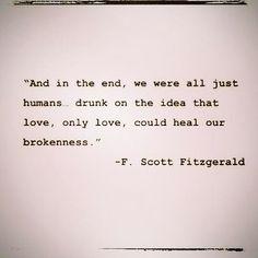 Love, universal truth.