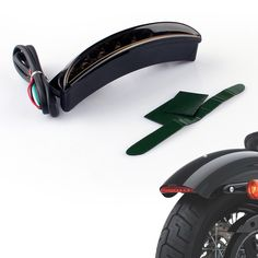 Mad Hornets - Chopped Fender Edge LED Tail Light Harley-Davidson Smoke 73420-11, $52.99 (http://www.madhornets.com/chopped-fender-edge-led-tail-light-harley-davidson-smoke-73420-11/)