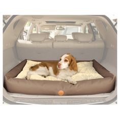 """K&h Pet Products Travel Bed Large Tan 30"""" x 48"""""""