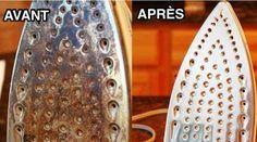 Jamais je n'aurais cru que le bicarbonate et le vinaigre blanc pouvaient m'aider à rendre comme neuf mon pauvre fer à repasser encrassé ! Génial :-) Découvrez l'astuce ici : http://www.comment-economiser.fr/nettoyer-fer-a-repasser-avec-vinaigre-blanc-et-bicarbonate.html?utm_content=buffer865c2&utm_medium=social&utm_source=pinterest.com&utm_campaign=buffer