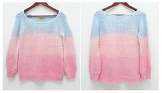 Rainbow sweater from http://www.facebook.com/Tira.Miss.U.Boutique