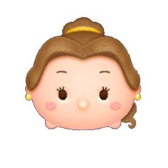 Tsum Tsum Beauty and the Beast Disney Belle, Disney Art, Disney Princess, Sailor Princess, Tsum Tsum Party, Disney Tsum Tsum, Tsum Tsum Princess, Tsum Tsum Characters, Miss Bunny