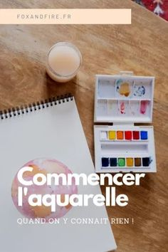 Débuter l'aquarelle : tout ce que vous devez savoir pour bien commencer votre nouvelle pratique : matériel pour débuts, inspirations... #aquarelle #watercolor #inspiration