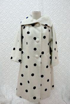 50s Coat // Vintage Coat // Lilli Ann
