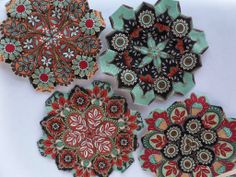 The Persnickety Quilter: Why do people piece quilts by hand anymore?