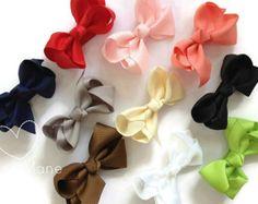 Items similar to Hair Bows / Non Slip / Hair Slides / Boutique Hair Bows / Starter Set / Baby Shower Gift / Toddler / Girl / Barrettes / Flower Girl on Etsy – Miss Mane - special Barrettes, Starter Set, Hair Slide, Boutique Hair Bows, Toddler Gifts, Slip, Baby Shower Gifts, Etsy, Simple