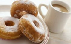 Coffee And Doughnuts Fotoprint van Erika Craddock Pictures For Sale, Coffee Poster, Coffee Pictures, Cool Posters, Doughnuts, Food Print, Food And Drink, Sweets, Baking