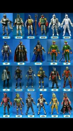 Star Wars Figurines, Star Wars Toys, Sci Fi Horror, Marvel, Star Wars Boba Fett, Star Wars Action Figures, Mandalorian, Far Away, Dungeons And Dragons