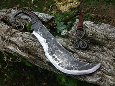 Orc Knife and Troll Cross