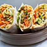 hummus filled lunch recipes