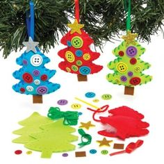 christmas tree decoration sewing kits bakerross