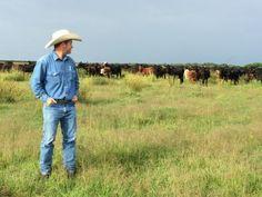 Travis Brown of Lykes Bros., in Okeechobee, Fla., not only appreciates the docility of Beefmaster bulls but Brown says the genetic heterosis...