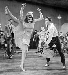 Dance at the Gym in West Side Story