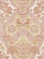 Robert Allen fabric pattern FERN CANOPY PAPRIKA