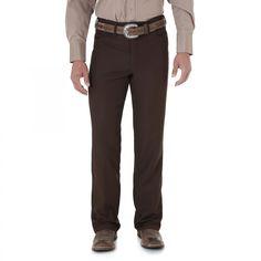 Wrangler Brown Dress Jean