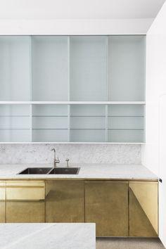 Italianate house/Renato D'Ettorre Architects