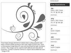 Clipart01 thumb 336x252 142 シンプルな飾り枠&イラスト   Free Style