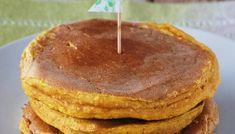 Pancakes alla zucca, semplici e veloci