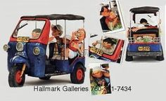 Tuk Tuk by Guillermo Forchino. Want it? Name your price!