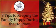 3 Family Holiday Tips to Keep Kids—and Adults—Happy #thepracticalfamily #parenting  http://snip.ly/mfrv