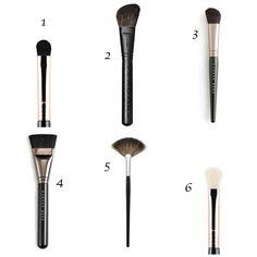 6 MUST HAVE Makeup Brushes #makeup #makeupbrushes #morphe #makeupgeek #sigma