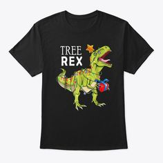 Triceratops Personalised Kids Dinosaur  T-SHIRT ANY NAME Gift Christmas