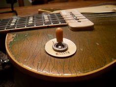1956 Goldtop Gibson Les Paul