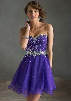 I think i maybe wearing purple this year to homecoming?