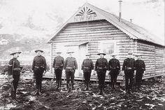 North-West Mounted Police at Dawson, Yukon