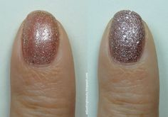 Review of Avon Magic Effects Mineral Crush nail polish in Pearl