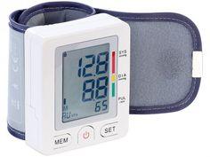 Kabelloses Handgelenk-Blutdruckmessgerät für iPhone & iPad