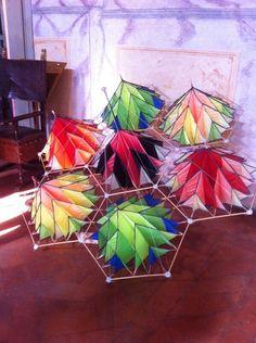 """Arte contemporanea? Aquiloni in mostra per """"Coloriamo i Cieli"""" .  #AlTrasimeno foto di @UmbriaTourism"""