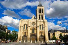 La Seine Saint Denis un département pas assez réputé pour son patrimoine qui est riche ! Musée, fort, châteaux et manoirs, la basilique Saint Denis (photo),...  #93 #seinesaintdenis #saint #denis #france #decouverte
