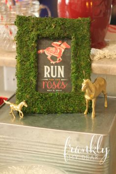 Run for the Roses {140th Kentucky Derby Party}