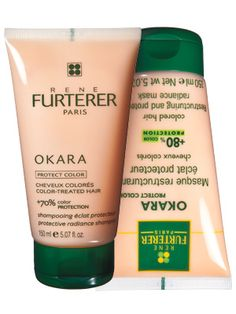 BEST 2011  Shampoo/Conditioner for Color-Treated Hair  Rene Furterer Okara Shampoo/Restructuring and Protective Mask