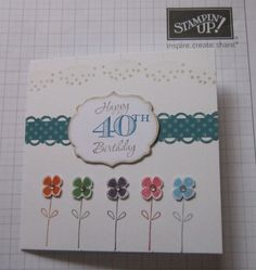 Best of Everything Stampin'Up! stamp set.