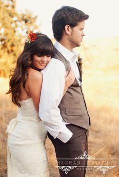 Meghan Christine Photography: Autumn Wedding Styled Shoot FEATURED on RusticWeddingChic.com!